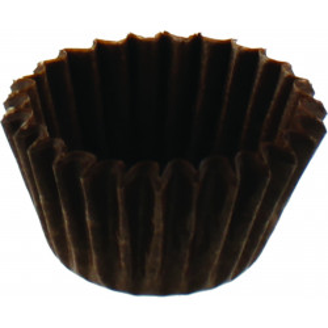 Cápsula para cupcake de autentico cristal (1.000 ud)