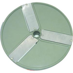 Recambio de disco inoxidable para rallar de 7mm