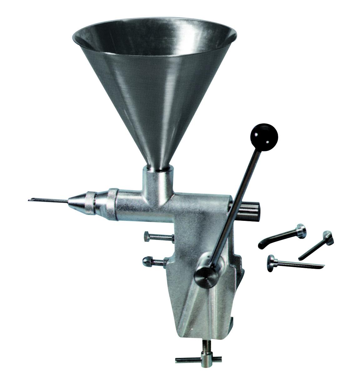 Venta de Repuestos Inyectora de crema de 3 litros