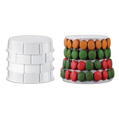 Comprar Columna Expositora para Macarons