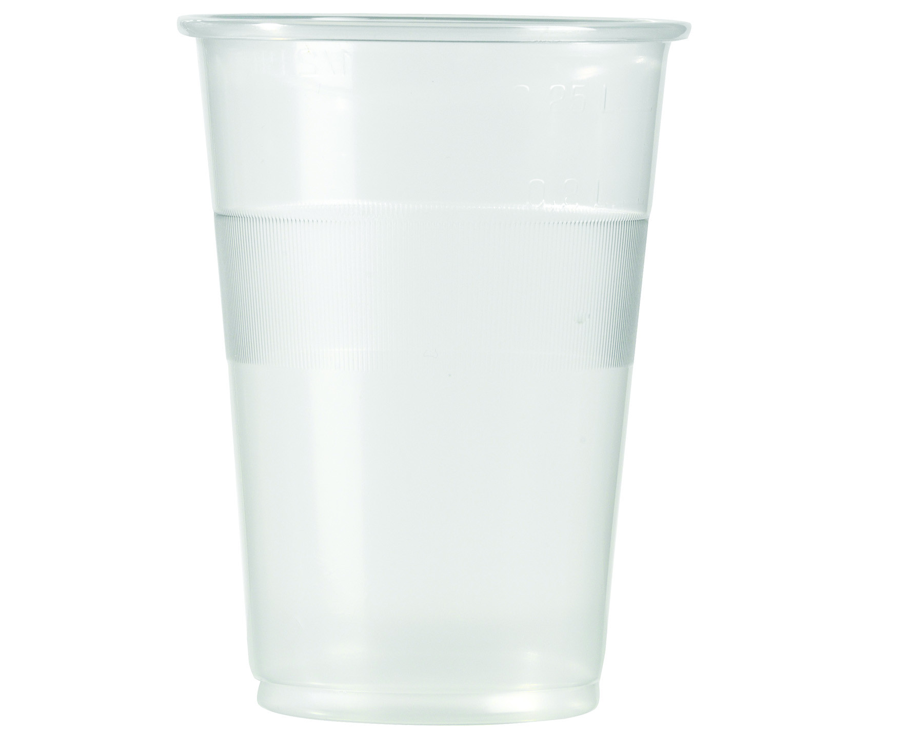 Venta de Vaso de plástico desechable (50 ud)
