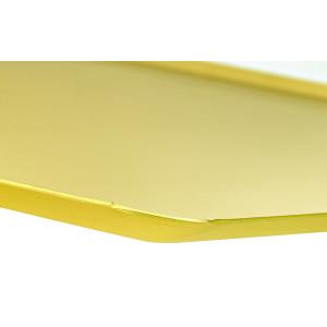 Bandeja de Horno Oro Anodizado