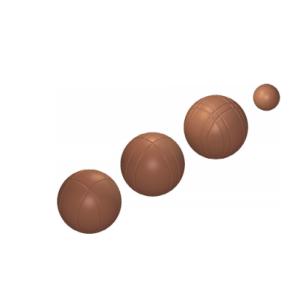 Comprar Molde chocolate juego petanca