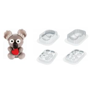 Comprar Molde PVC para figuras en 3D