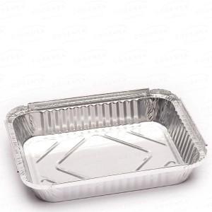 Envase de aluminio para alimentos