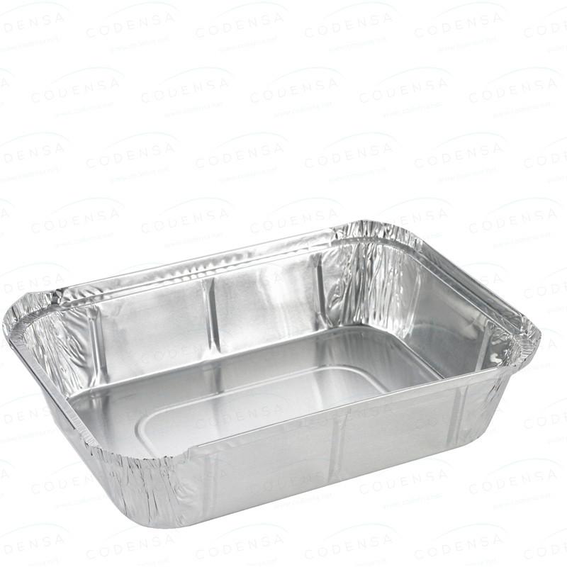 Venta de Envase de aluminio con rizo