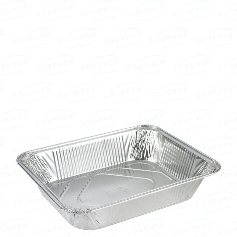 Venta de Envase 1/2 Gastronorm de aluminio 3600 c.c.