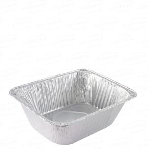 Envase de aluminio Gastronorm 5200 c.c.