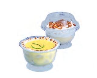 Venta de Tapa para copa de helado de plástico