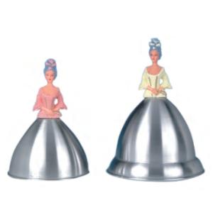 Comprar Cúpula de aluminio figura marquesa