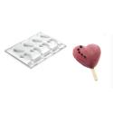 Comprar Molde de Corazón de Silicona Steccoflex