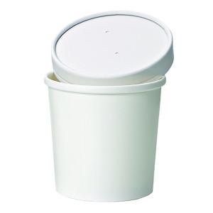 Vasos de cartón con tapa para bebidas calientes