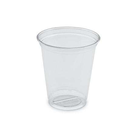 Comprar Vaso de plástico transparente con diámetro 9,5 cm