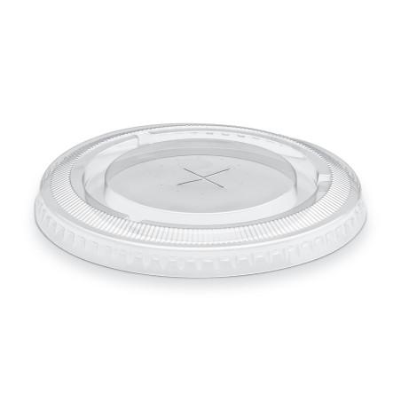 Comprar Tapa transparente para vasos de plástico