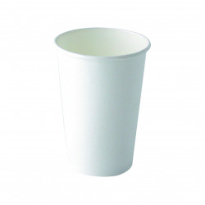 Vaso de cartón para bebidas calientes y frías