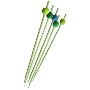 Comprar Brocheta de bambú con adorno de bola