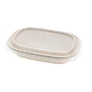 Comprar Tapa PP para envase biodegradable de caña de azúcar