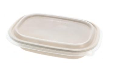 Venta de Tapa PP para envase biodegradable de caña de azúcar