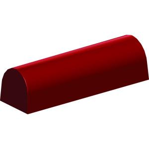 Comprar Molde Tronco de Navidad de Plástico con forma redonda Grande