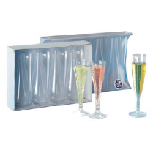 Copa de Champagne o Cava de Plástico