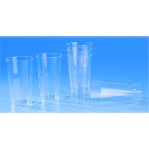 Comprar Vaso de Plástico Octogonal (20 unid.)