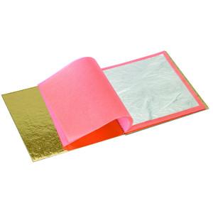 Comprar Cuaderno de 25 Hojas de Plata para Decoración