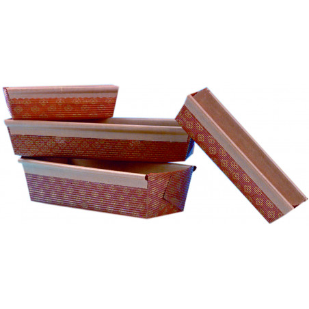 Comprar Molde de papel rectangular para brownie (50 ud)