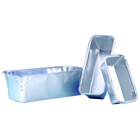 Comprar Molde para Pastel o Bizcocho de Aluminio (100 ud)