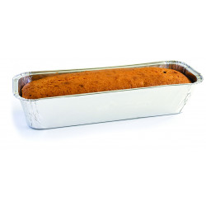 Molde para Pastel o Bizcocho de Aluminio (100 ud)