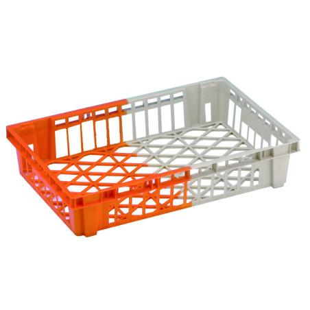 Comprar Caja de Plástico apilable y ligera RA 1121