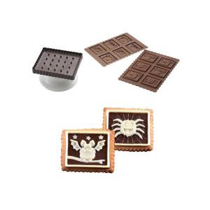 Comprar Molde Galletas de Chocolate Figuras Halloween