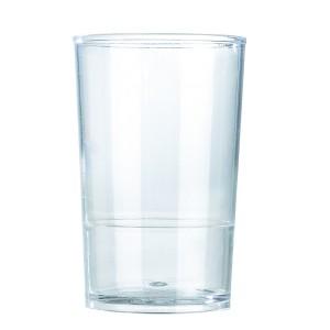 Comprar Vaso Transparente Redondo