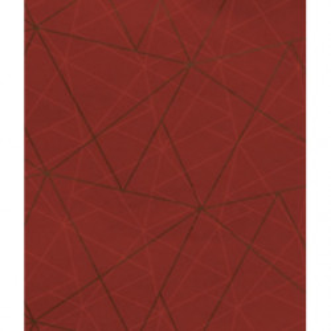 Comprar Papel de Regalo Rojo Dorado y Negro