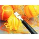 Comprar Cuchillo Zesteur Acanalado para Decorar la Fruta Profesional