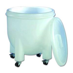Comprar Cubo Redondo de Plástico 117 litros