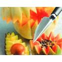 Comprar Cuchillo Decorador de Fruta Pequeño Profesional