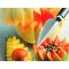 Cuchillo Decorador de Fruta Pequeño