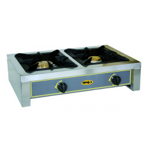 Comprar Cocina de Gas Portátil  dos Fuegos