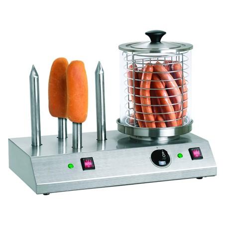 Comprar Máquina de Hot Dog o Perrito Caliente 650W