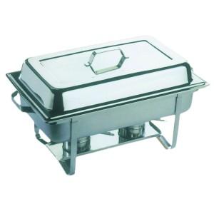 Comprar Chafing - Dish Inoxidable con Tapa Clásica