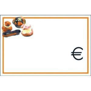 Comprar ETIQUETA 6.5 x 4.5 PASTELERIA P/10