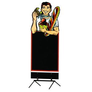 Figura de Panadero para Pizarra