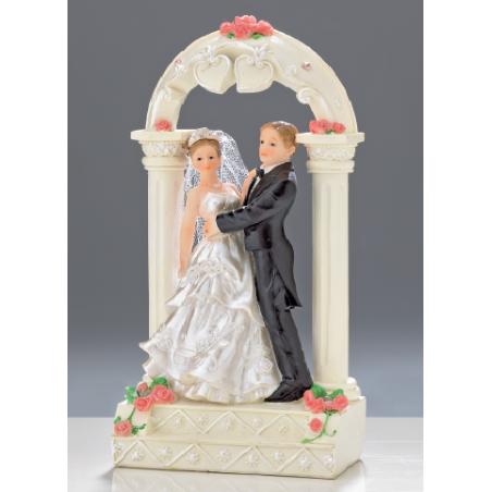 Comprar Altar Decorado con los Recién Casados Estilo Nathalie