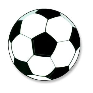 Balón de Fútbol en Oblea (50)