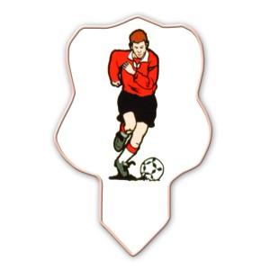 Jugador de Fútbol en Oblea (75)