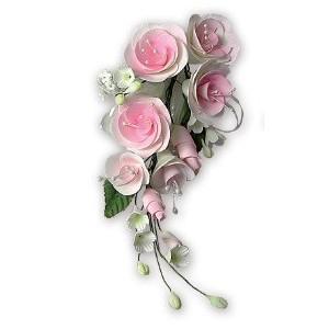 Ramillete de Rosas Color Rosa