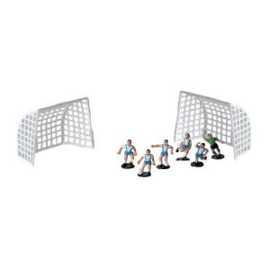 Comprar Adornos para Tartas de Equipo de Fútbol y Portería