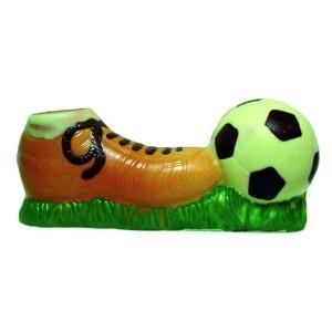 Molde de Policarbonato Bota de Fútbol con Balón