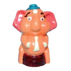Molde de Policarbonato Elefante Sentado
