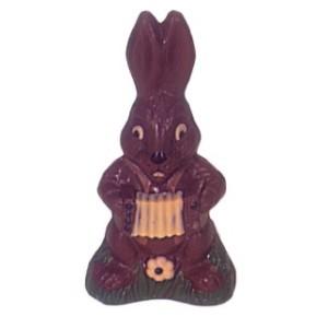 Molde de Policarbonato Conejo con Acordeón